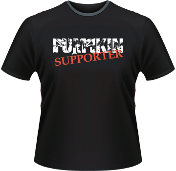 Pumpkin Supporter T-Shirt
